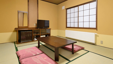 Photo:Main build Japanese style room(No Bath, No Toilet)