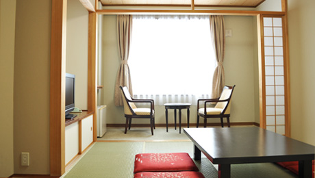 Photo:New wing Japanese style room