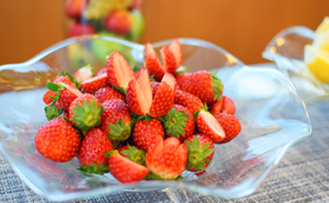 Photo:Strawberry