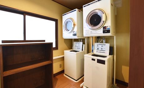 Photo:Laundry room
