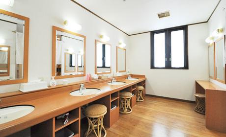 Photo:A washroom